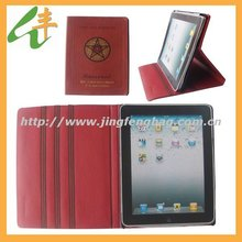 "newest fashion 9.7"" pu leather tablet case"
