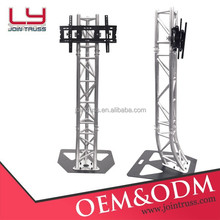 2015 Popular Market aluminum TV truss stand , TV truss , Portable TV truss stands for hanging 60 plasma television