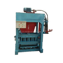 high quality QT4-25BH interlocking block machine for sale ,concrete hollow blocks price in the philippines