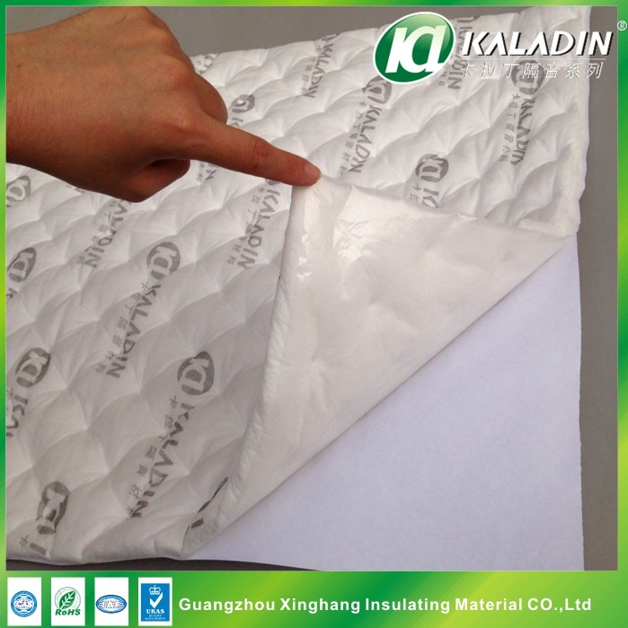 Car absorb sound /soundproof material--cotton