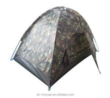 two person camouflage dome camping tent (Military Tent)