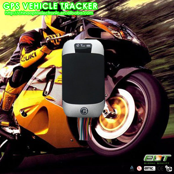 real time tracking mini anti-theft auto motorcycle gps