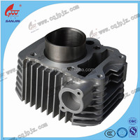 motorcycle high quality starter cylinder block motorcycle cylinder block factory cheap sell