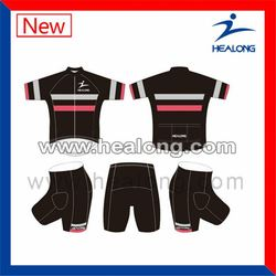 Healong Customized Professional Bicycle Racing Suit