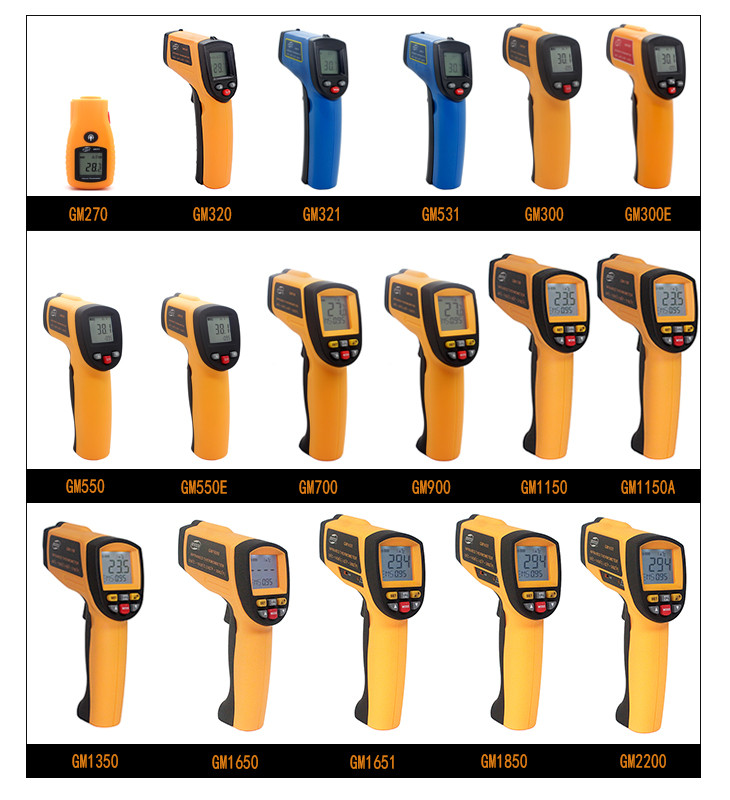 Mini laser thermometer infrared thermometer china manufacturer infrared temperature thermometer