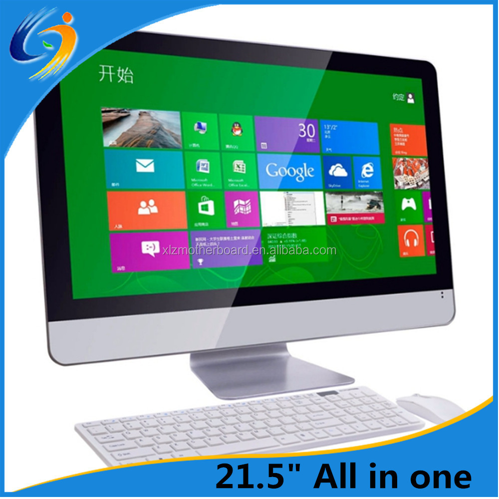 "Intergrated card graphic card 21.5"" All-in-one desktop"