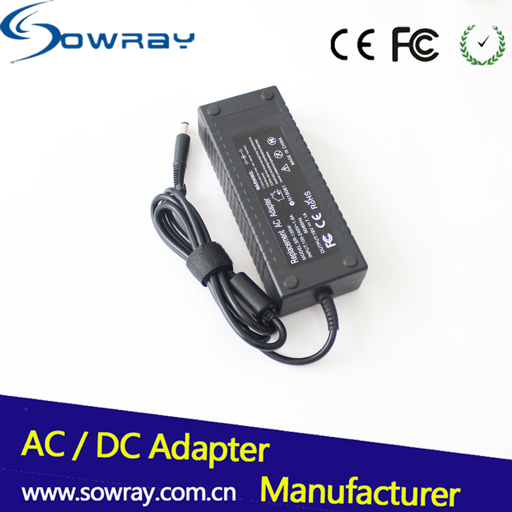 Replacement power laptop ac adapter/charger for HP 19V 7.1A laptop