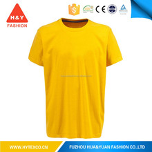 2015 Fashion bulk beautiful 100% microfiber polyester graphic t shirt --7 years alibaba experience