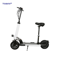 2 wheel scooter with seat for adults 8 inch self balancing electric motorcyle scooter