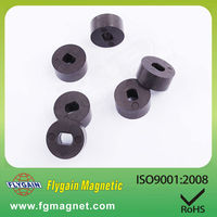 Ferrite Magnet - Impeller Made with Injection Molding