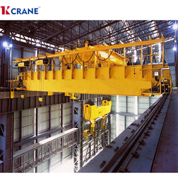 Beam overhead crane machines/Commonly used in Europe 40 ton one girder workshop overhead crane