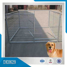 High Quality Classic Galvanized Outdoor Dog Kennel