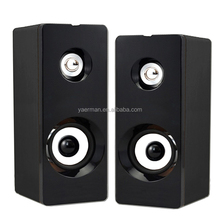 YM-E5 woofer singing table speaker for computer
