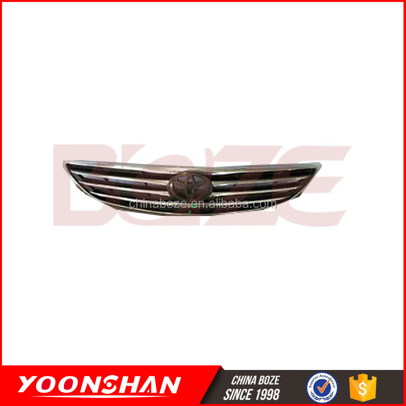 Auto car front grille CHRM-BLK FOR CAMRY XV30 02-06/53101-06050