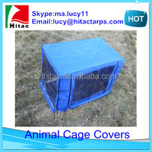 waterproof /insulated rabit cage cover,dog cage covers