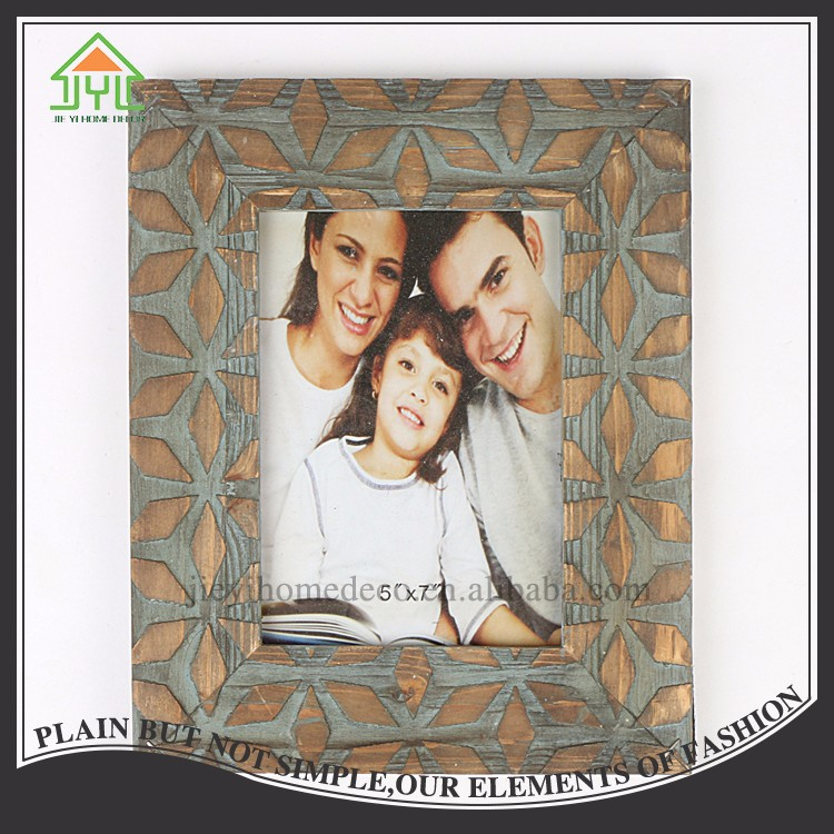 Modern Preferential Mosaic Carving Antique French Style Bulk Ornate Picture Frame