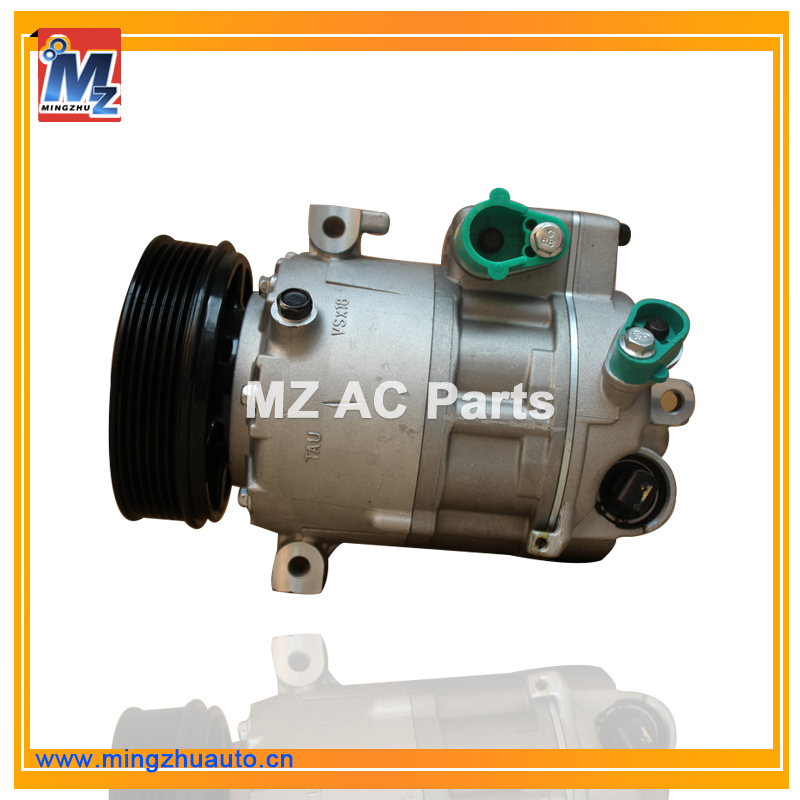 New Air Conditioning 12V Electric AC Compressor For Sale