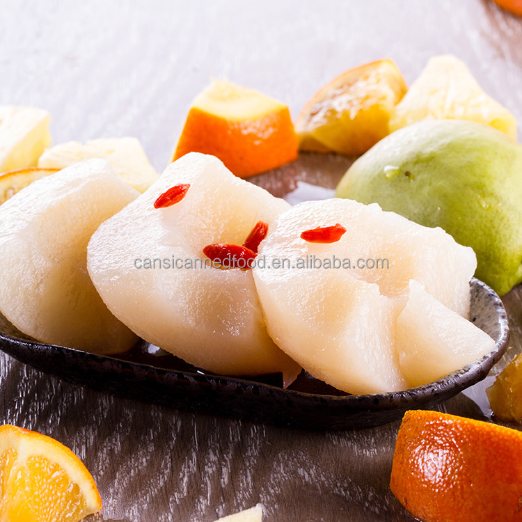 Zhenxin Fresh Canned Pear in Light Syrup