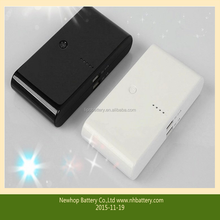 Customized logo power pack 20000mah high quality mobile power bank li-ion battery cell