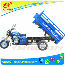 Wholesale 150CC Lifan Powerful Engine Gas Cargo Three Wheel Motorcycle