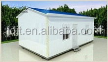 easy installation prefab home/low cost prefab house