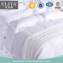 eliya gold stripe bed runners/cover set/duvet cover sets for hotels