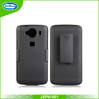 Hot sell with back clip holster case cover for ZTE L2 plus