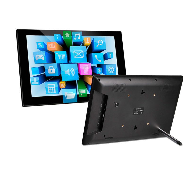 <strong>14</strong> inch full HD 1080P touch screen android digital signage