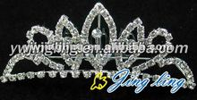 cheap small royal crown hair tiara