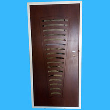 wood timber door used exterior door for sale