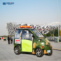 Latest style CE certificate High quality mini electric car/mini bus/ van for sale