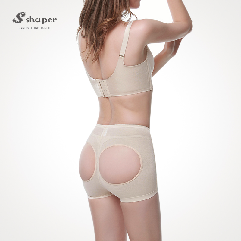 S-SHAPER Private Label Butt Lifter & Tummy Control Boy Shorts