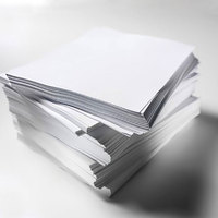 Biodegradable 200gsm offset printing white cardboard paper
