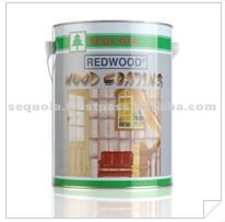 Wood Decorative Paint - Sequoia Redwood Coating for Interior & Exterior)