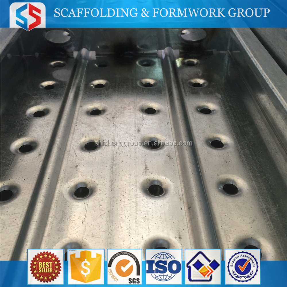 SS Group SD-0005971 Height Quality Outdoor Portable Decking for Scaffolding System