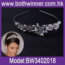 China tiara wedding ,h0tfn wedding tiara with rhinestone for sale
