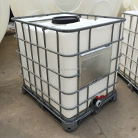 Zinc Coated Steel Cage 1000 Litre
