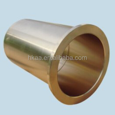 China special custom flanged brass king pin bushing