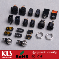 Good quality 2mm DC power jack sizes UL CE ROHS 119 KLS