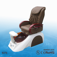 2015 factory wholesale lexor pedicure spa chair S171