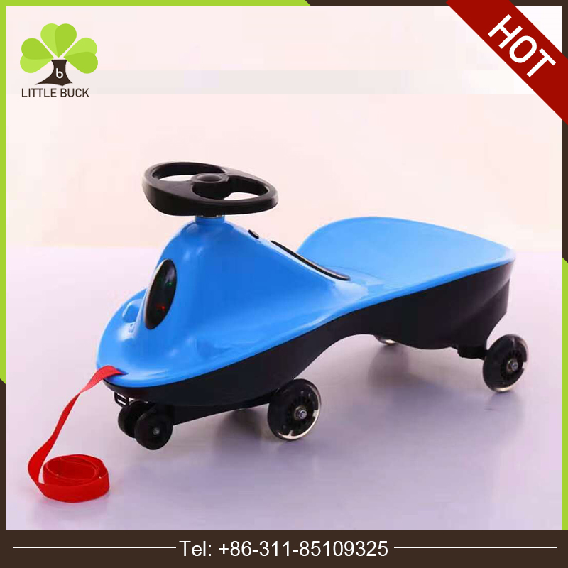 Best gift for children playing twist car baby swing car kids toy car on ride