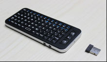 2.4G Wireless Air mouse with Keyboard For TV Box,Smart TV and PC