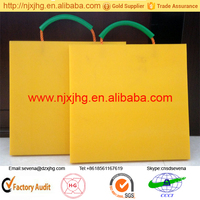 High quality uhmwpe plastic outrigger pads/ crane mat with the best price