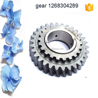 ZF S6-90 Qijiang Gearbox Gear 1268304289 For Kingloong Zhongtong Bus