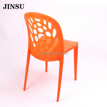 2018 Popular Plastic Stacking Easy Fancy Wedding Party Pp Chairs Modern Outdoor Stackable Nilkamal Plastics Chair