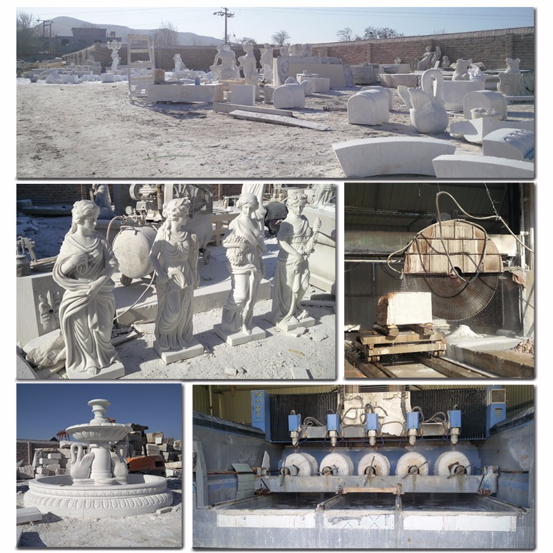 Hand Carved Large Size White Marble Fountain.jpg