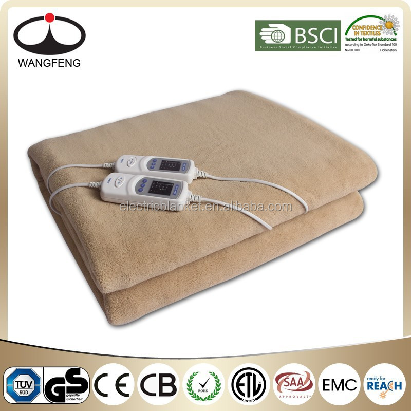 Electric Blanket with LCD control