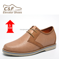 Wholesale most comfortable branded brazil imported leather shoes italy men semi casual shoes