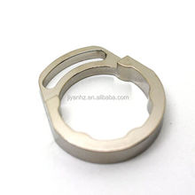 the best selling metal process supplier cnc stainless steel ring metal products