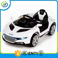 White Color Hot Item Electric Kids Car Children Electric Car For Ride